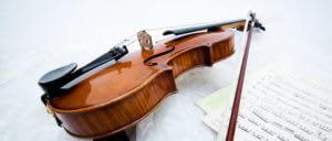 Angebot an Violinunterricht