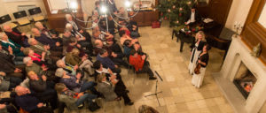 Veranstaltungen von Geigerin Hella Winter